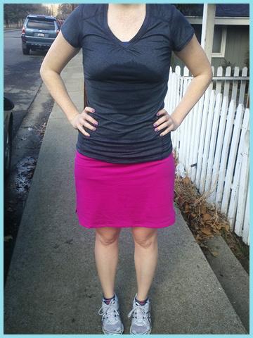 02.23.13 Running skirt