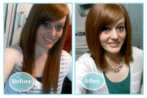 03.27.13 Hair before and after