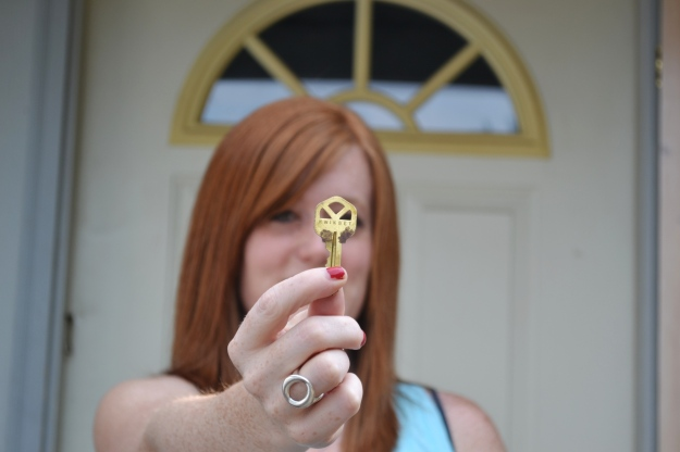 First House Key