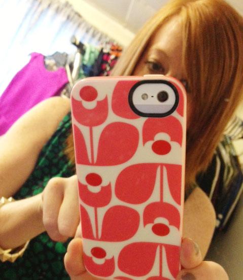 Orla Kiely iPhone 5 Case