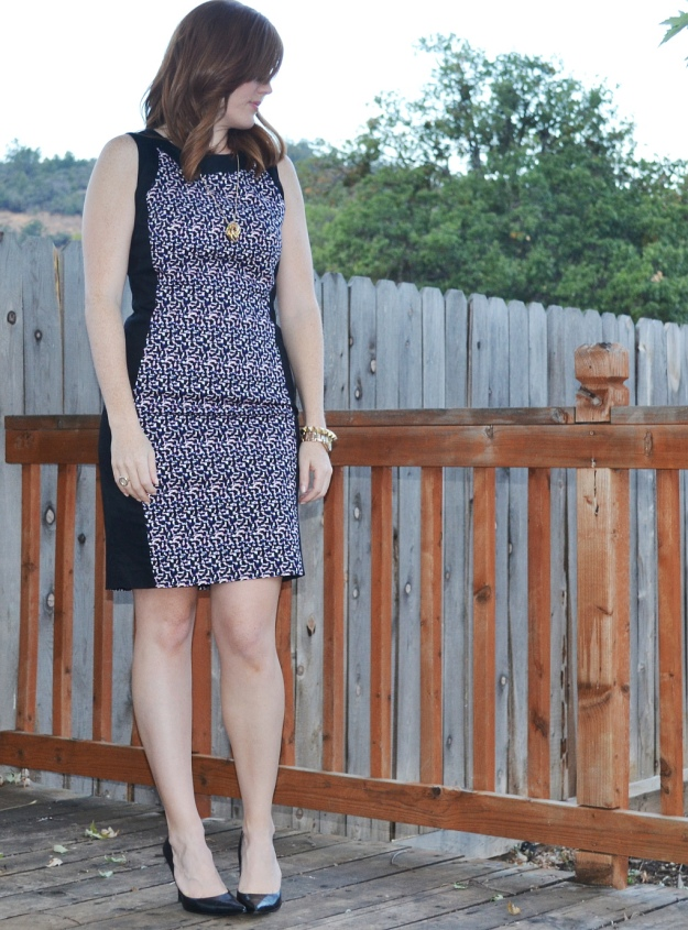 JCP Sheath Dress