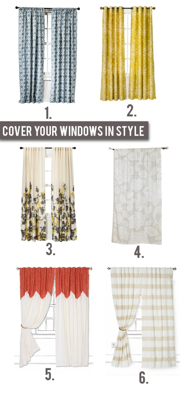 Curtain Roundup