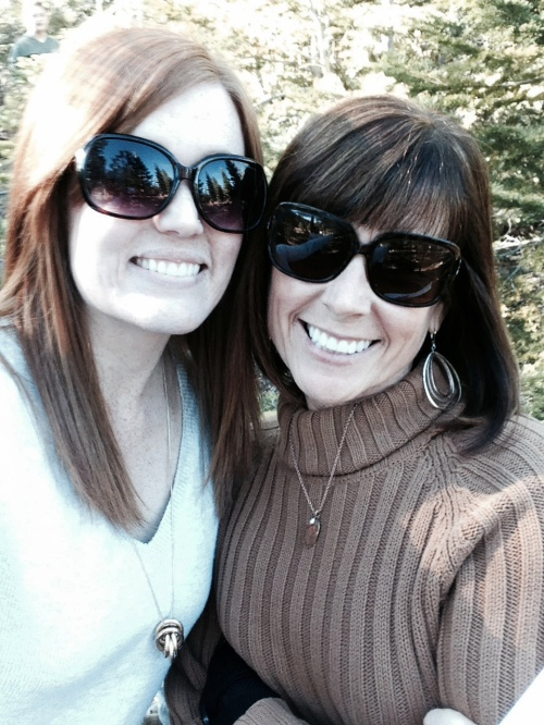 Me and Mom