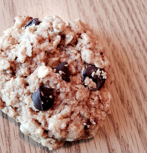 Definitely the best peanut butter oatmeal chocolate chip cookies I've had this side of the Mississippi.