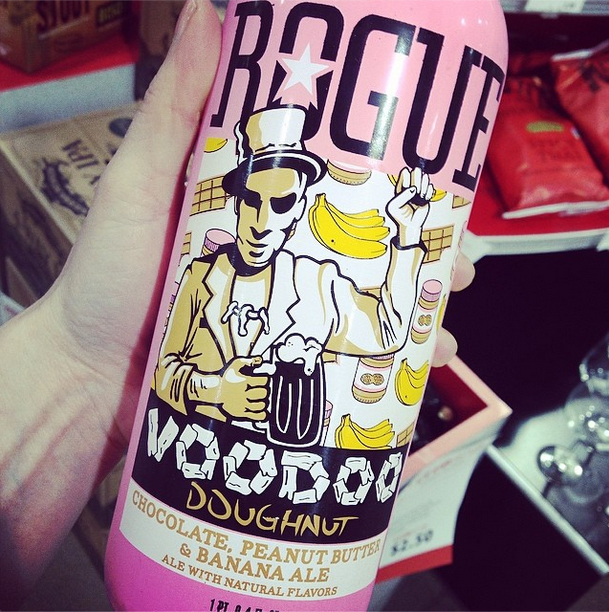 Voodoo Doughnut Beer