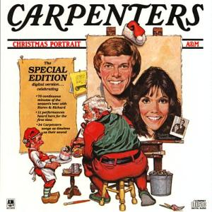 Carpenters+Christmas+Portrait+1978